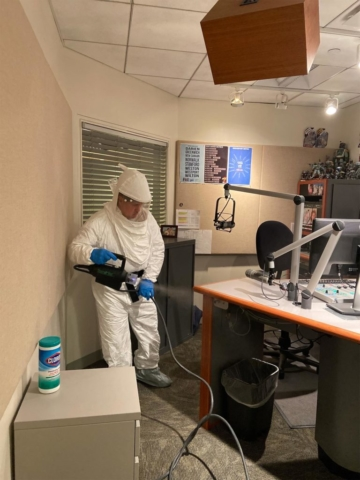 Municipal & Commercial Disinfection Services